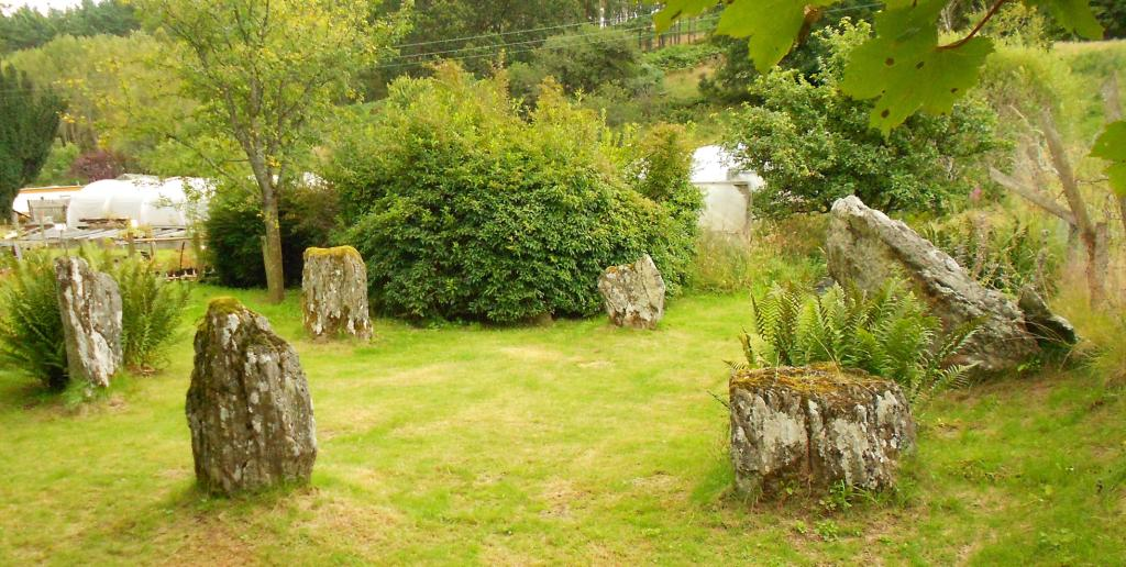 Garden Stone Circles Math2740 environmental statistics lecture 1 fortinghall south is a possible not good example of a recumbent stone circle a ring of stones typically with the two tallest ones in the south west workwithnaturefo
